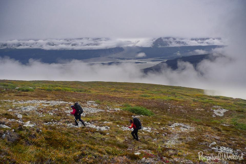 chitina river, backpacking, hike, alaska