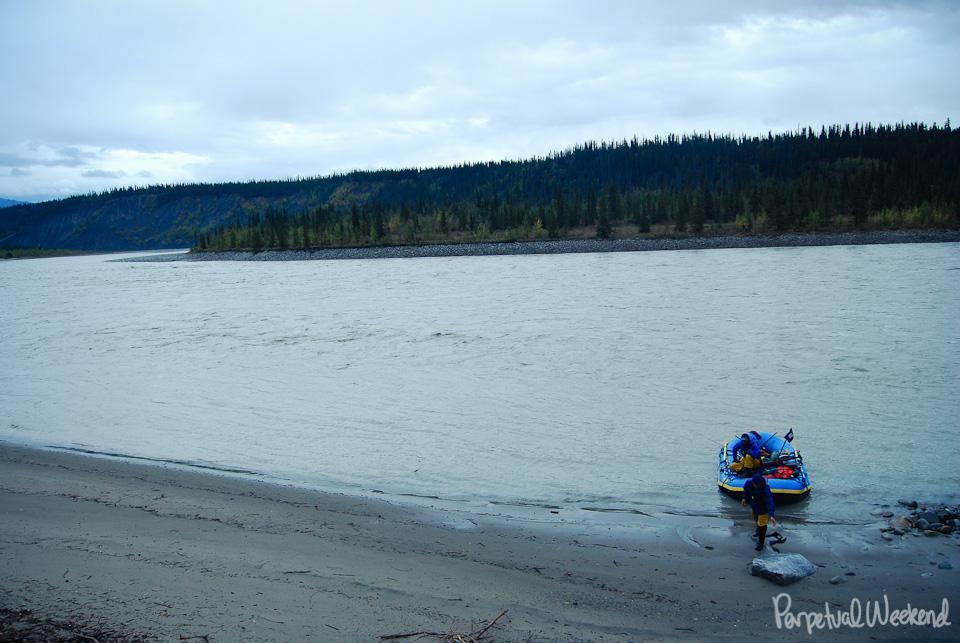 river rafting chitina river alaska