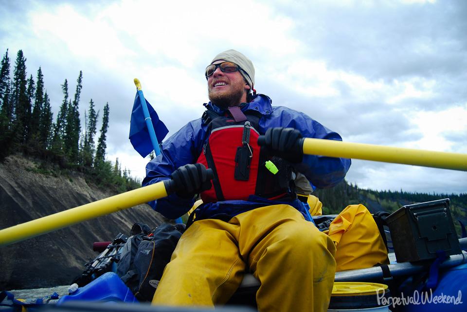 cold weather boating, alaska, chitina river