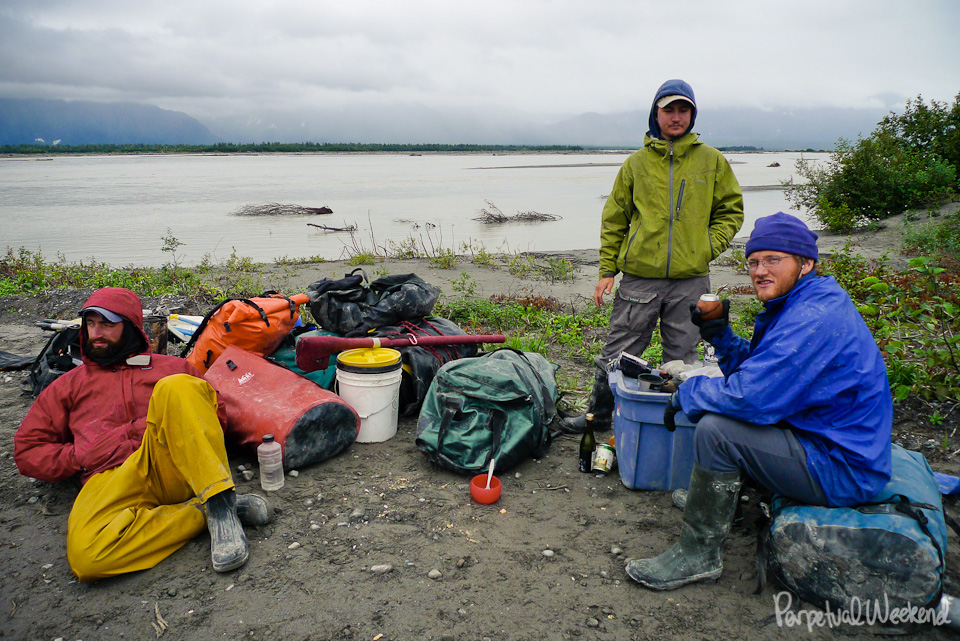cordova copper river float boat expedition