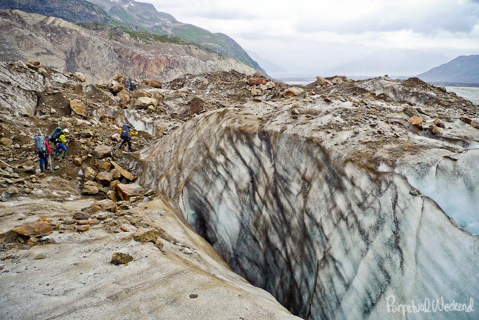 tana glacier, alaska
