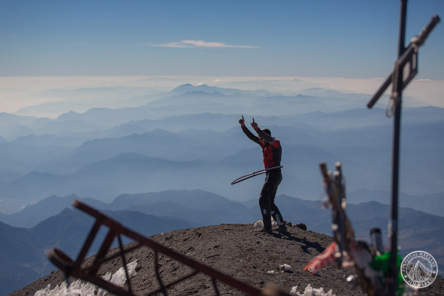 Orizaba, Mexico Summit to Sea Traverse