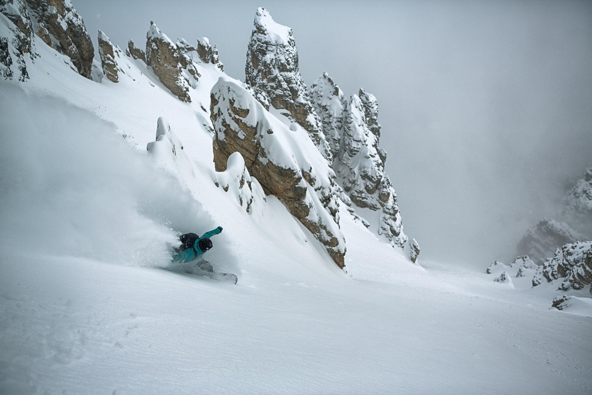 Maria DeBari, Dolomites, Italy